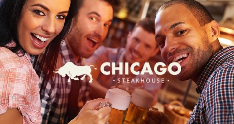 Imagem representativa: Chicago Steakhouse